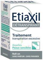 Etiaxil Aisselles Détranspirant Peau Sensibles Roll-on/15ml à NOROY-LE-BOURG