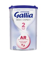 Gallia Bebe Expert Ar 2 Lait En Poudre B/800g à NOROY-LE-BOURG