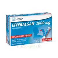Efferalgan 1g Cappuccino Granules 8 Sachets à NOROY-LE-BOURG