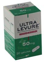 Ultra-levure 50 Mg Gél Fl/20 à NOROY-LE-BOURG