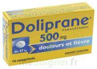 DOLIPRANE 500 mg Comprimés 2plq/8 (16) à NOROY-LE-BOURG