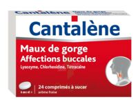 CANTALENE, comprimé à sucer à NOROY-LE-BOURG
