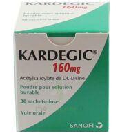 KARDEGIC 160 mg, poudre pour solution buvable en sachet à NOROY-LE-BOURG