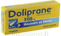 DOLIPRANE 500 mg Gélules B/16 à NOROY-LE-BOURG