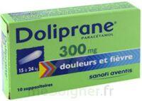 Doliprane 300 Mg Suppositoires 2plq/5 (10) à NOROY-LE-BOURG