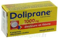 DOLIPRANE 1000 mg Comprimés effervescents sécables T/8 à NOROY-LE-BOURG