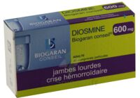 Diosmine Biogaran Conseil 600 Mg, Comprimé Pelliculé à NOROY-LE-BOURG