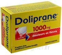 DOLIPRANE 1000 mg Poudre pour solution buvable en sachet-dose B/8 à NOROY-LE-BOURG