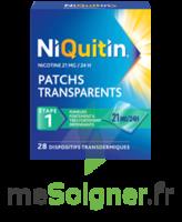 NIQUITIN 21 mg/24 heures, dispositif transdermique Sach/28 à NOROY-LE-BOURG
