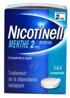Nicotinell Menthe 2 Mg, Comprimé à Sucer Plaq/144 à NOROY-LE-BOURG
