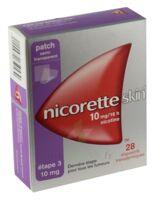 Nicoretteskin 10 mg/16 h Dispositif transdermique B/28 à NOROY-LE-BOURG
