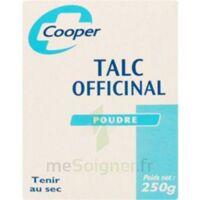 COOPER TALC, bt 250 g à NOROY-LE-BOURG