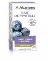 Arkogélules Myrtille Baies Gélules Fl/45 à NOROY-LE-BOURG