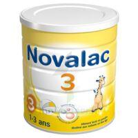 Novalac 3 Croissance lait en poudre 800g à NOROY-LE-BOURG