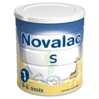 Novalac S 1 Lait en poudre 800g à NOROY-LE-BOURG