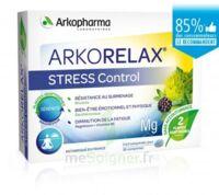Arkorelax Stress Control Comprimés B/30 à NOROY-LE-BOURG
