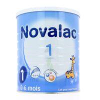 Novalac 1 Lait poudre 800g à NOROY-LE-BOURG