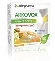 Arkovox Comprimés à sucer miel citron B/20 à NOROY-LE-BOURG