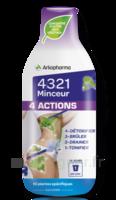 4321 Minceur 4 Actions Solution buvable Fl/280ml à NOROY-LE-BOURG
