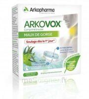 Arkovox Comprimés à Sucer Menthe Eucalyptus B/20 à NOROY-LE-BOURG
