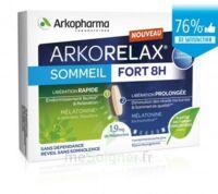 Arkorelax Sommeil Fort 8H Comprimés B/15 à NOROY-LE-BOURG