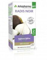 Arkogélules Radis Noir Bio Gélules Fl/40 à NOROY-LE-BOURG