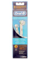 BROSSETTE DE RECHANGE ORAL-B ORTHO CARE ESSENTIALS x 3 à NOROY-LE-BOURG
