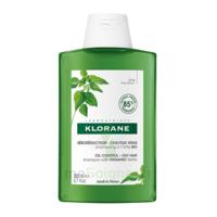 Klorane Ortie Shampooing Séboréducteur Cheveux Gras 200ml à NOROY-LE-BOURG