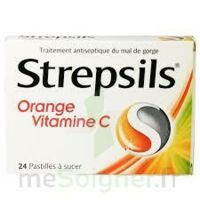 Strepsils Orange Vitamine C, Pastille à NOROY-LE-BOURG