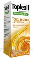 Toplexil 0,33 Mg/ml Sans Sucre Solution Buvable 150ml à NOROY-LE-BOURG