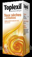 Toplexil 0,33 Mg/ml, Sirop 150ml à NOROY-LE-BOURG