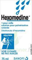 Hexomedine 1 Pour Mille, Solution Pour Pulvérisation Cutanée En Flacon Pressurisé à NOROY-LE-BOURG