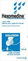 Hexomedine 1 Pour Mille S Appl Loc Fl/250ml à NOROY-LE-BOURG