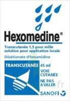 Hexomedine Transcutanee 1,5 Pour Mille, Solution Pour Application Locale à NOROY-LE-BOURG