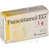 PARACETAMOL EG 1 g, comprimé à NOROY-LE-BOURG