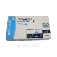Econazole Biogaran L.p. 150 Mg, Ovule à Libération Prolongée à NOROY-LE-BOURG