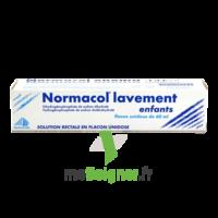 NORMACOL LAVEMENT ENFANTS, solution rectale, récipient unidose à NOROY-LE-BOURG