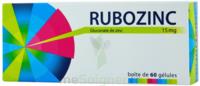 Rubozinc 15 Mg Gél 1plq/60 à NOROY-LE-BOURG