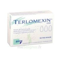 TERLOMEXIN 200 mg, capsule molle vaginale à NOROY-LE-BOURG