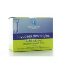 Amorolfine Biogaran Conseil 5 %, Vernis à Ongles Médicamenteux à NOROY-LE-BOURG