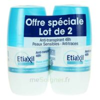 ETIAXIL DEO 48H ROLL-ON LOT 2 à NOROY-LE-BOURG