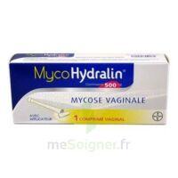 MYCOHYDRALIN 500 mg, comprimé vaginal à NOROY-LE-BOURG