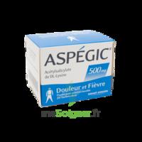 ASPEGIC 500 mg, poudre pour solution buvable en sachet-dose 20 à NOROY-LE-BOURG