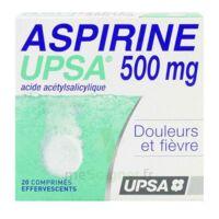 ASPIRINE UPSA 500 mg, comprimé effervescent à NOROY-LE-BOURG