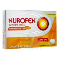 Nurofen 200 Mg, Comprimé Orodispersible à NOROY-LE-BOURG