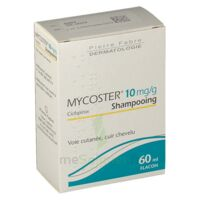 Mycoster 10 Mg/g Shampooing Fl/60ml à NOROY-LE-BOURG