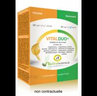 Nutravance Vitalduo 20+20 comprimés à NOROY-LE-BOURG