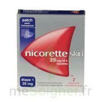 Nicoretteskin 25 mg/16 h Dispositif transdermique B/7 à NOROY-LE-BOURG
