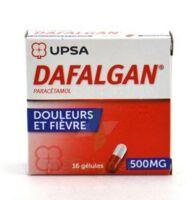 DAFALGAN 500 mg Gélules 2plq/8 (16) à NOROY-LE-BOURG