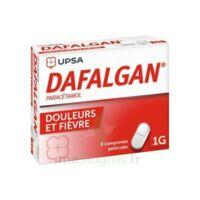 Dafalgan 1000 Mg Comprimés Pelliculés Plq/8 à NOROY-LE-BOURG